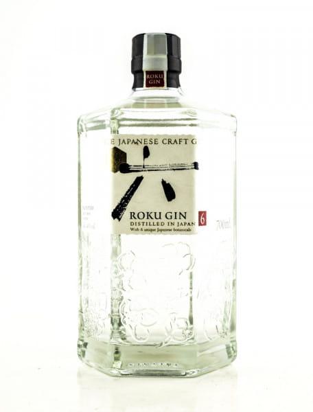 Roku - The Japanese Craft Gin 43%vol. 0,7l