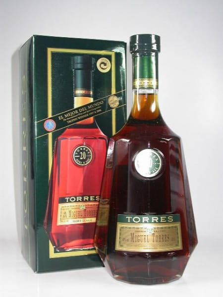 Miguel Torres 20 Hors d'Age (Brandy) 40%vol. 0,7l