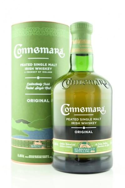 Connemara Peated 40%vol. 0,7l