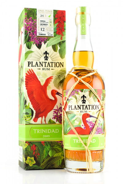 Plantation Trinidad 2009 One Time Limited Edition 51,8%vol. 0,7l