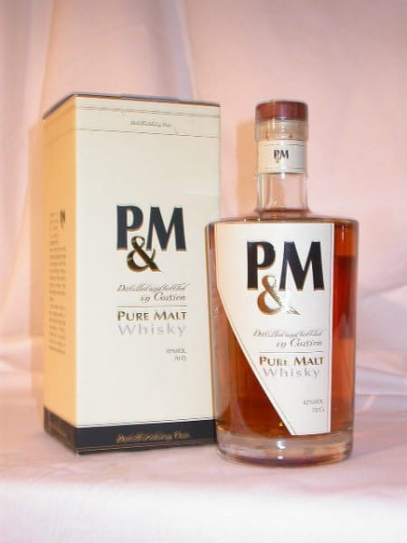 P&M Corsica Pure Malt Pietra & Mavela 42%vol. 0,7l