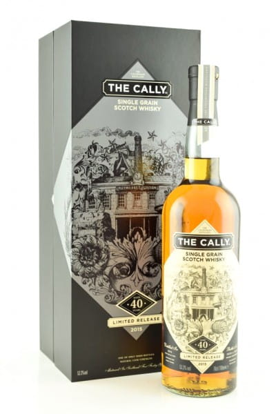 The Cally 40 Jahre 1974/2015 Special Release 2015 53,3%vol. 0,7l