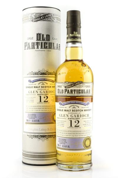 """Glen Garioch 12 Jahre Refill Hogshead 2009/2021 Douglas Laing """"Old Particular"""" 48,4%vol. 0,7l"""
