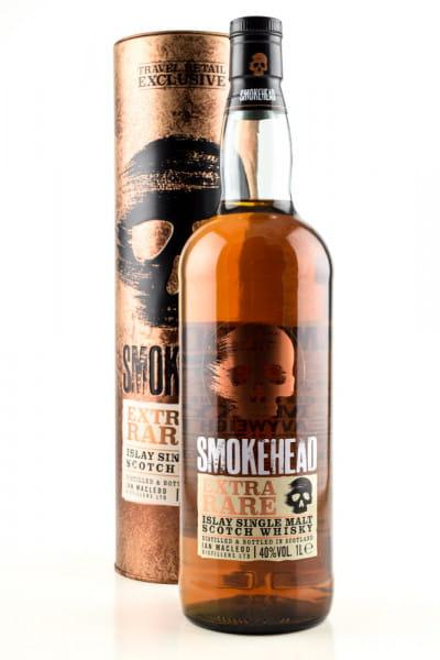 Smokehead Extra Rare MacLeod 40%vol. 1,0l