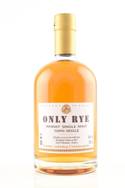 Only Rye - Glann ar Mor 46%vol. 0,5l