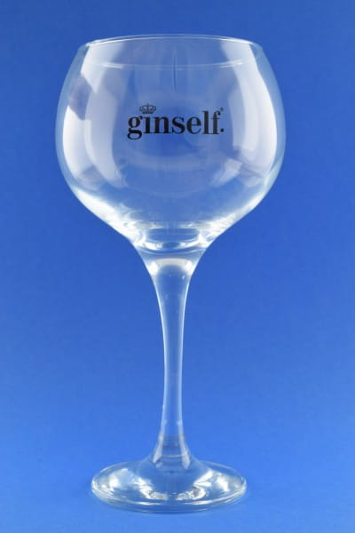 ginself - Gin-Tulpenglas