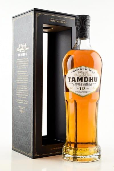 Tamdhu 12 Jahre 43%vol. 0,7l