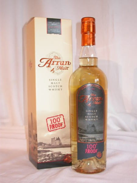 Arran 100 Proof 57%vol. 0,7l