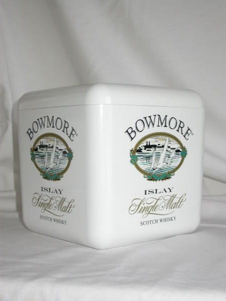Bowmore Eiswürfelbox mit Deckel