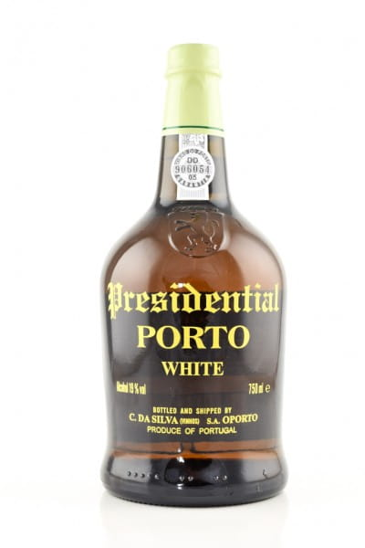 Presidential Porto White 19%vol. 0,75l
