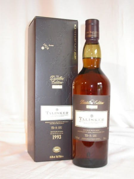 Talisker 1993/2006 Distillers Edition 45,8%vol. Sample 0,05l