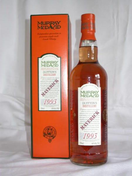 Dufftown 1993/2004 Bourbon/Syrah Murray McDavid 46%vol. 0,7l