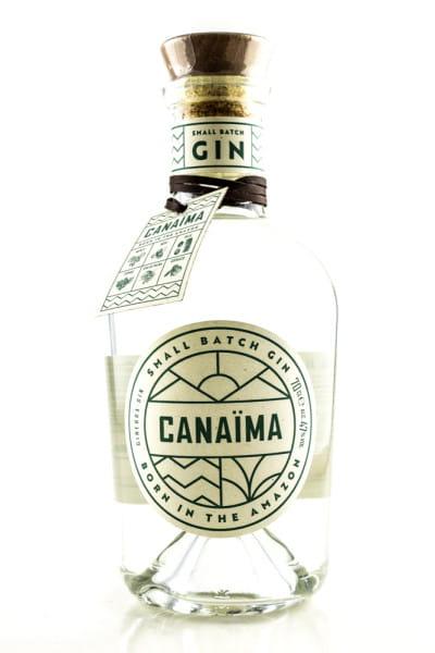 CANAÏMA Small Batch Gin 47%vol. 0,7l