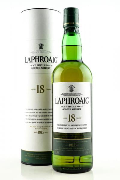 Laphroaig 18 Jahre 48%vol. 0,7l