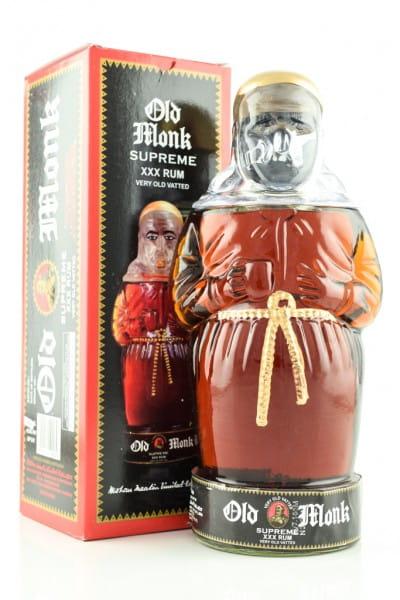 Old Monk Rum Supreme XXX Very Old 42,8%vol. 0,7l