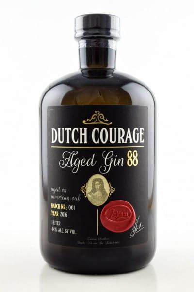 Dutch Courage Aged Gin 88 44%vol. 1,0l