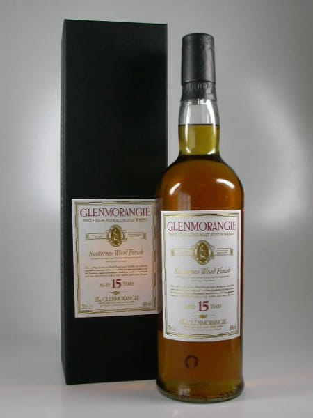 Glenmorangie 15 Jahre Sauternes Wood Finish 46%vol. 0,7l