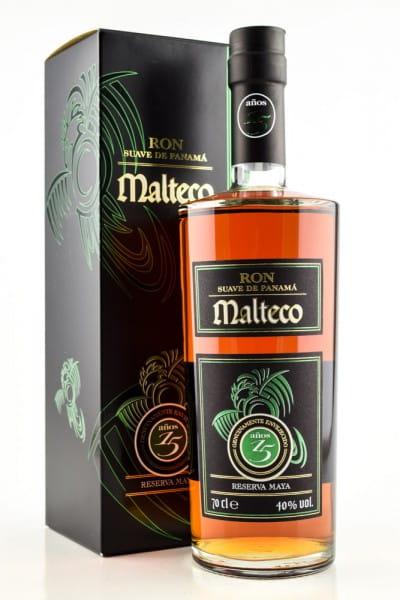 Malteco 15 Jahre 40%vol. 0,7l