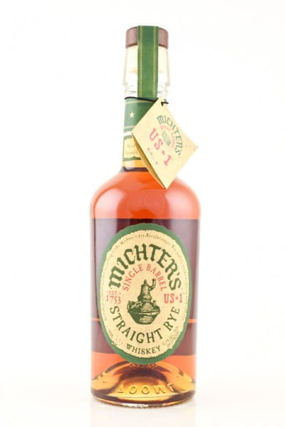 Michter's Straight Rye 42,4%vol. 0,7l