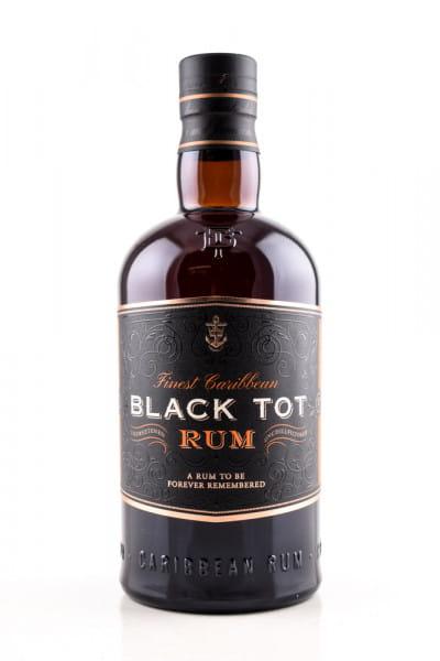 Black Tot Rum 46,2%vol. 0,7l - ohne Geschenkpackung