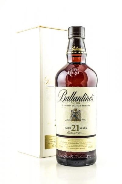Ballantine's 21 Jahre 40%vol. 0,7l