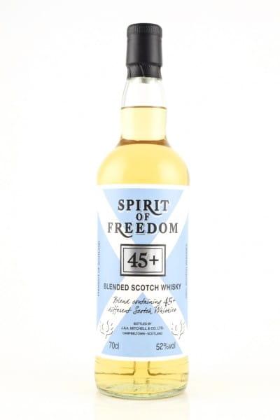 Spirit of Freedom 45+ 52%vol. 0,7l