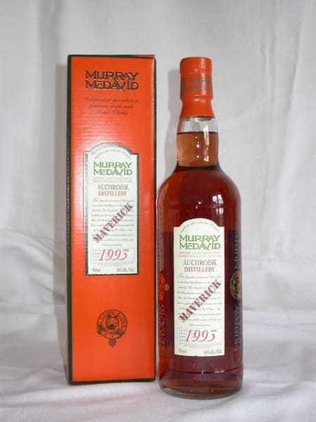 Auchroisk 1993/2004 Bourbon/Port Murray McDavid 46%vol. 0,7l