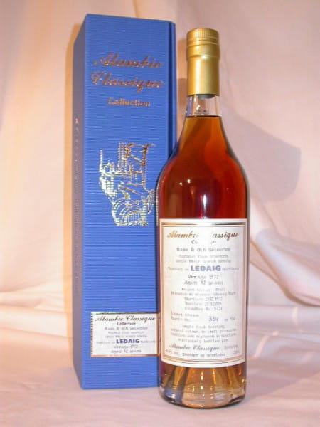 Ledaig 1972/2005 Alambic Classique 48,9%vol. 0,7l