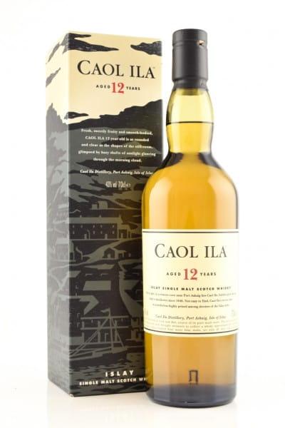 Caol Ila 12 Jahre 43%vol. 0,7l