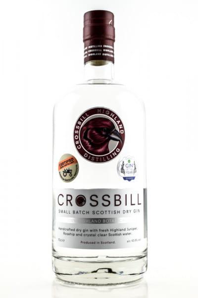 Crossbill Highland Dry Gin 43,8%vol. 0,7l