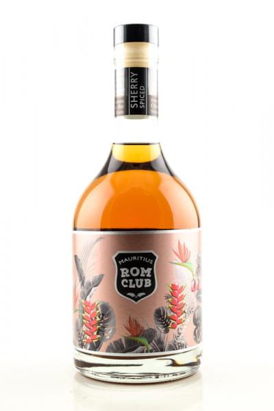 Mauritius Rom Club Sherry Spiced 40%vol. 0,7l