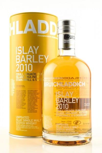 Bruichladdich Islay Barley 2010 50%vol. 0,7l