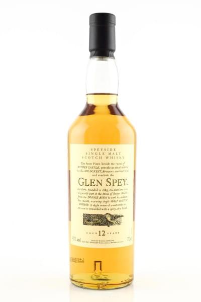 Glen Spey 12 Jahre Flora & Fauna 43%vol. 0,7l