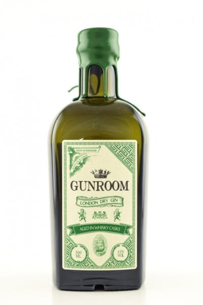 Gunroom London Dry Gin 43%vol. 0,5l