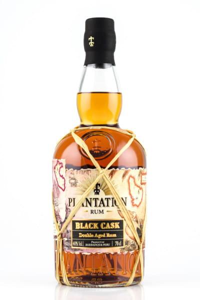 Plantation Black Cask Barbados & Peru 40%vol. 0,7l