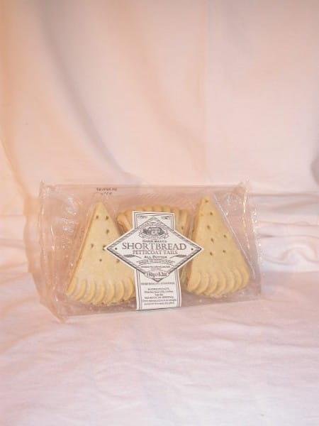 Shortbread - Petticoat Tails 150g