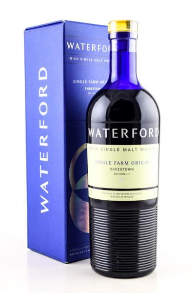 Waterford Sheestown 1.1 - Single Farm Origin 50%vol. 0,7l