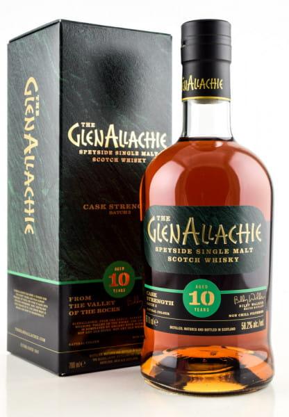 GlenAllachie 10 Jahre 58,2%vol. 0,7l