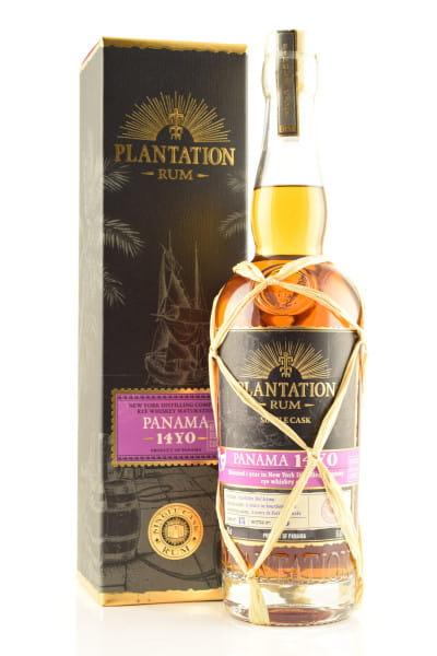 Plantation Panama 14 Jahre Rye Whiskey Cask Finish 51,8%vol. 0,7l