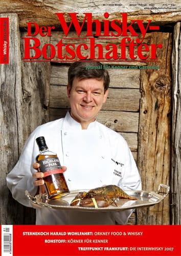 Der Whisky-Botschafter Heft 2008/1 Winter