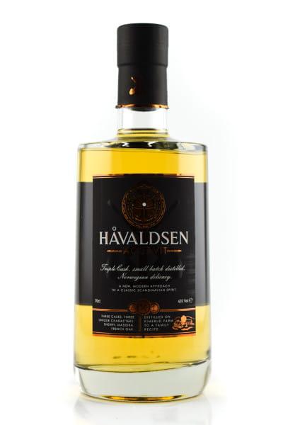 Håvaldsen Aquavit Triple Cask 40%vol. 0,7l