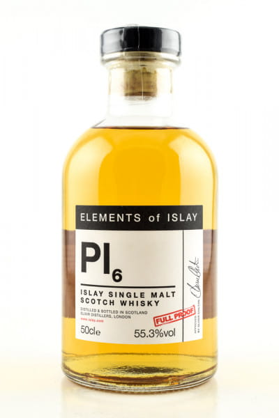 Port Charlotte Elements of Islay Pl6 55,3%vol. 0,5l