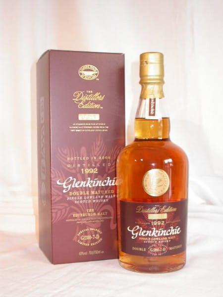 Glenkinchie 1992/2006 Distillers Edition 43%vol. 0,7l