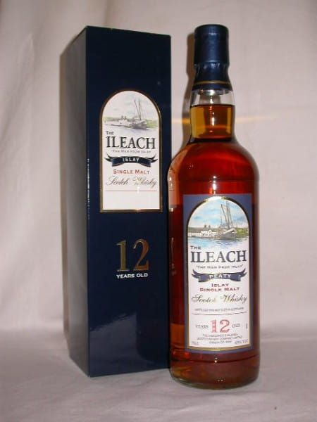 "*The Ileach 12 Jahre ""Peaty"" 43%vol. 0,7l"