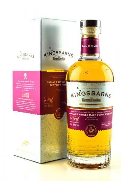 Kingsbarns Balcomie 46%vol. 0,7l