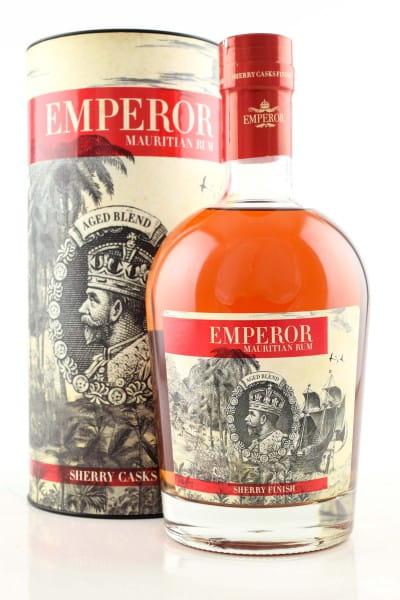 Emperor Sherry Finish 40%vol. 0,7l