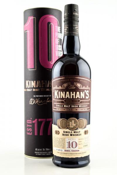 Kinahan's 10 Jahre 46%vol. 0,7l