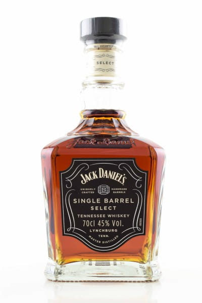 Jack Daniel's Single Barrel Select 45%vol. 0,7l