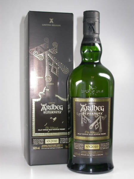 Ardbeg Supernova SN2010 60,1%vol. 0,7l