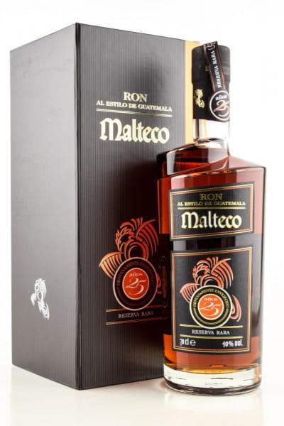 Malteco 25 Jahre 40%vol. 0,7l